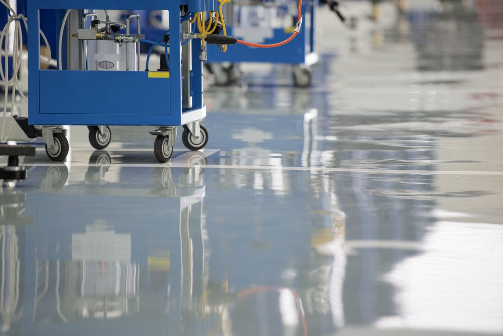 Epoxy Flooring in the UAE - Suppliers and Companies