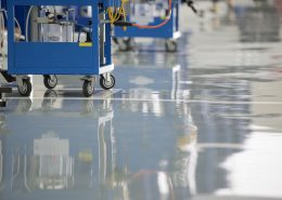 Self level epoxy flooring UAE