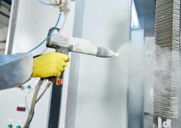 powder coating UAE