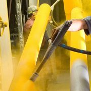 Metal coating is used to protect metals in a range of industries