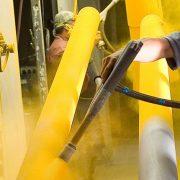 Metal Coating UAE - Polymeric + Metallic Coatings | Coatings ae