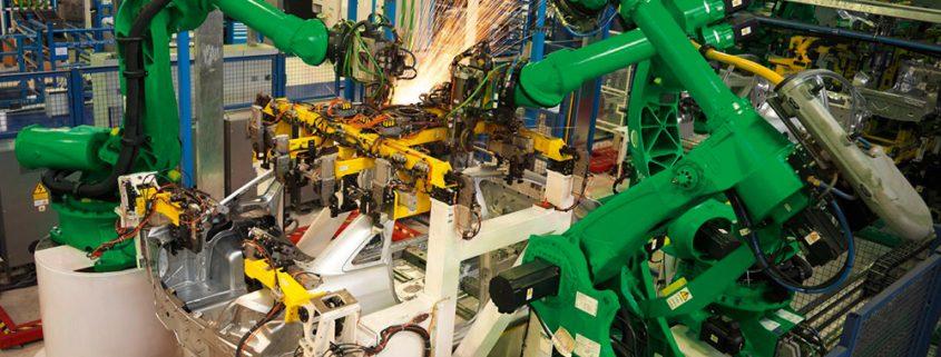 Industrial coatings machines