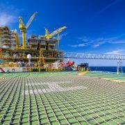 anti slip coating on oil platform UAE