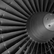 Engine coatings for aircraft are ceramic thermal barrier coatings