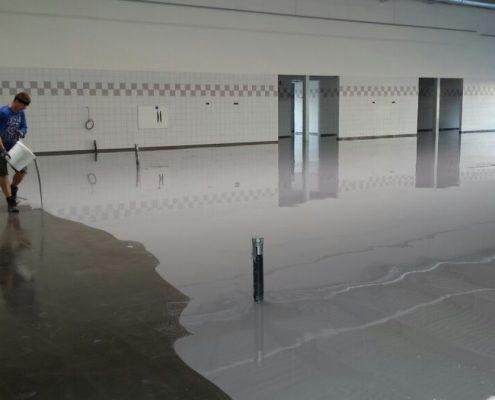 Floor coating UAE