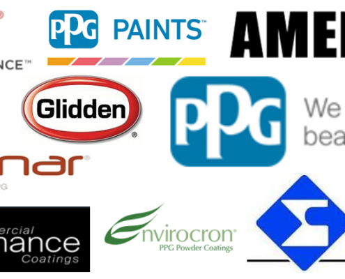 ppg industries brands and logos