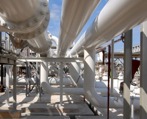 Corrosion under insulation can be prevented with CUI coatings and a thorough maintenance program