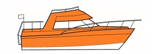 Yacht paint above the waterline needs to be protective and decorative
