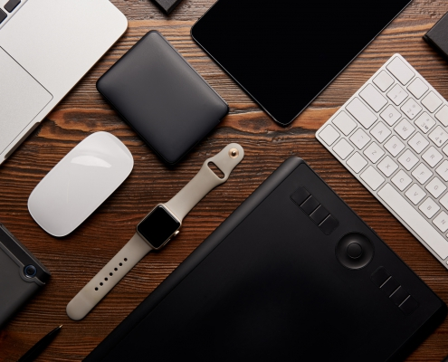 Discover how consumer electronics coatings can bring the right look and feel to your brand